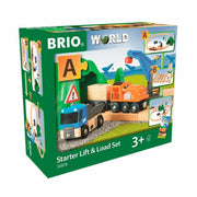 Brio Vehicles Starter Lift & Load Set