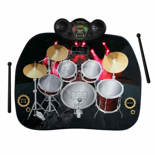 Tabletop Street Drum Mat