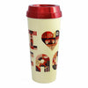 FAO Schwarz Souvenirs FAO Travel Mug with straw