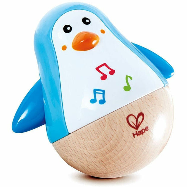 Hape Music Penguin Musical Wobbler
