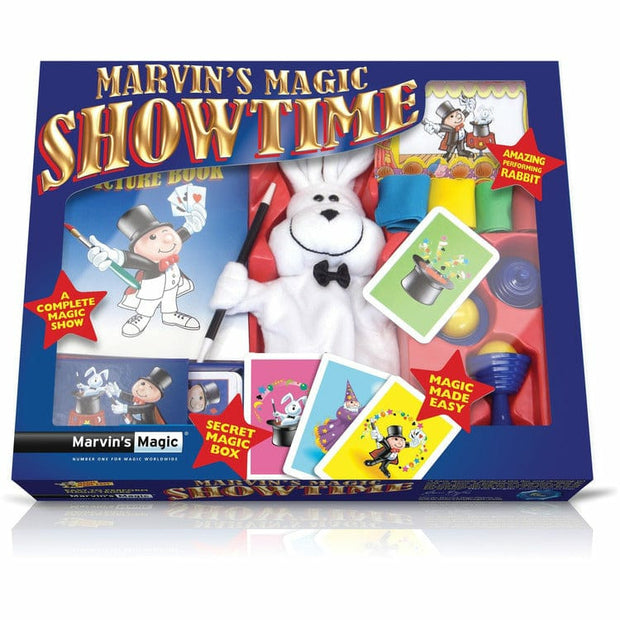 Marvin's Magic Magic Marvin's Magic Showtime