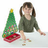 Melissa & Doug Preschool Countdown to Christmas Wooden Advent Calendar