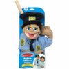 Melissa & Doug Preschool Police Officer - Puppet