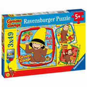 Ravensburger Puzzles Curious George and Friends Puzzle