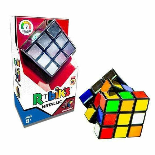 Rubik's 40th Anniversary Metallic