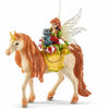 Schleich STEM Fairy Marween with Glitter Unicorn