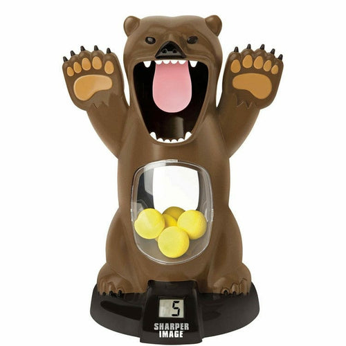 Bear Target Game With Sound