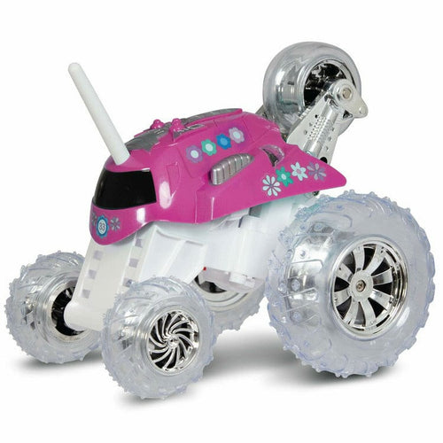 Toy RC Monster Spinning Car- Purple
