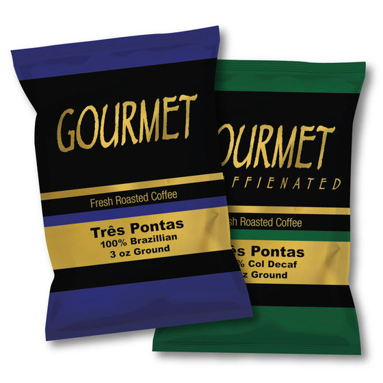 Três Pontas Coffee - Portion Packs - 2 oz & 3 oz Bags
