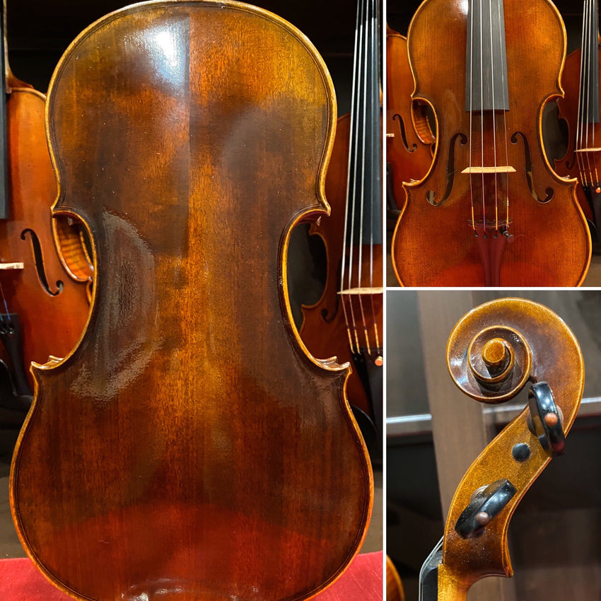 Advanced German Workshop 7/8th size violin