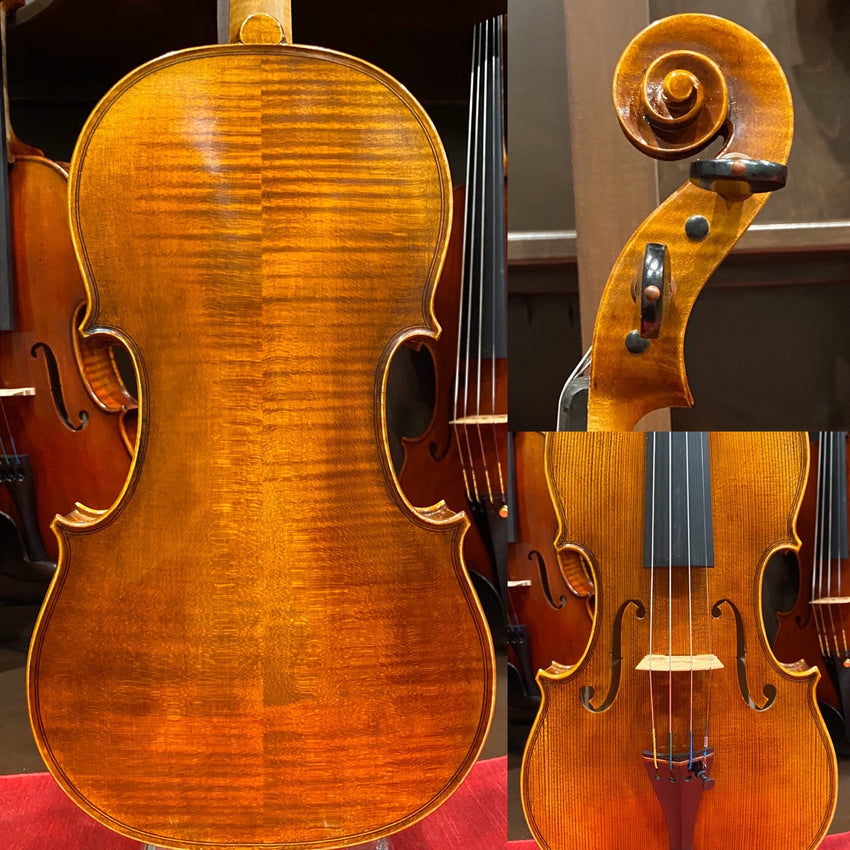 Modern German Workshop Violin