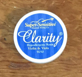 Super Sensitive Clarity Rosin