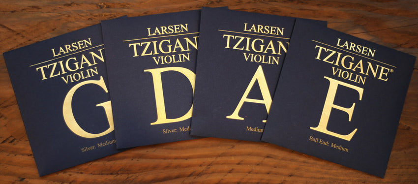 Tzigane Violin Strings (Set)