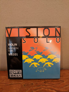 Vision Solo Violin Strings (Set)