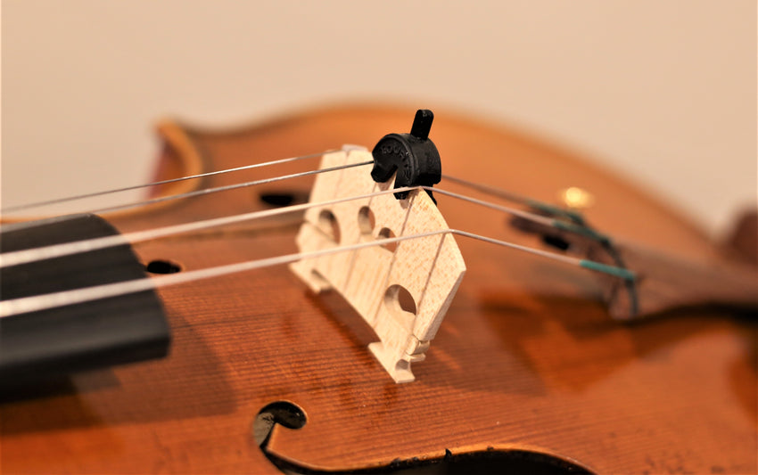 Tourte Single-Hole Violin/Viola Mute