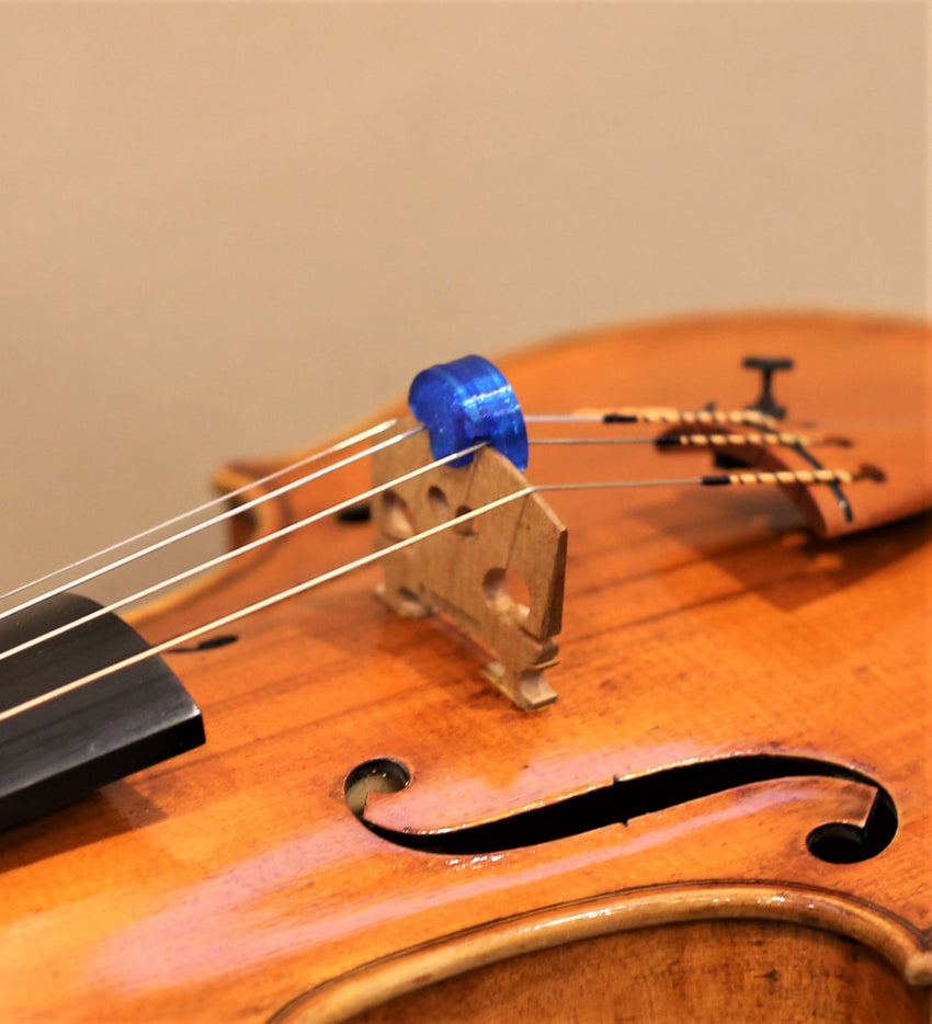 Wiessmeyer 3D Sound 2-Hole Mute for Violin