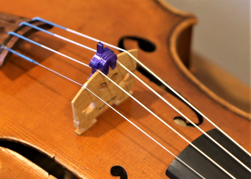 Wiessmeyer 3D Sound Viol-Shaped Mute for Viola