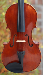 Fine viola by Carrie Scoggins (15 7/8