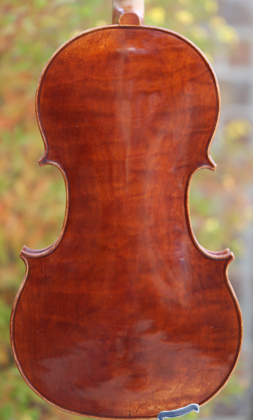 "Fine viola by Carrie Scoggins (15 7/8"") - 2017"