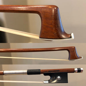 Marco Raposo - Nickel Mounted Violin Bows