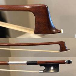 Marco Raposo - Nickel Mounted Viola Bows