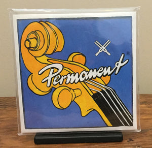 Permanent Cello Strings (4/4 Size Set)