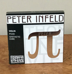 Peter Infeld Violin (4/4 Size Set with Platinum E)