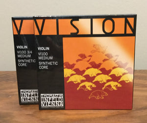 Vision Violin Strings (Set)