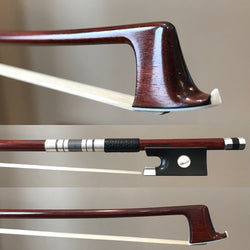 Arcos Brasil - Special Edition Silver Violin Bow