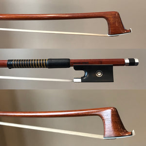 Arcos Brasil - Silver Mounted Violin Bow