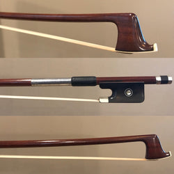 Arcos Brasil Viola Bow Nickel Mounted