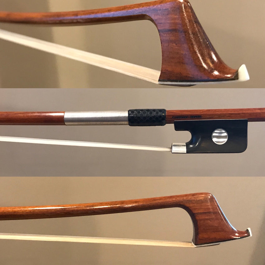 Arcos Brasil Cello Bow Special Edition Silver