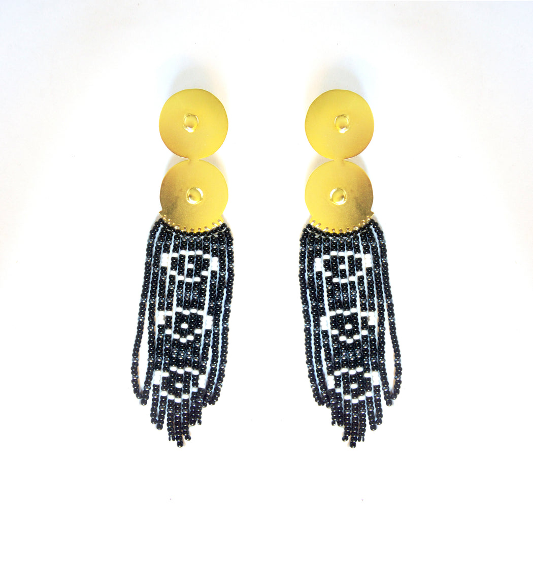 5 Eyes Earrings