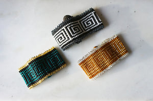 Fe, Colors beaded bracelets