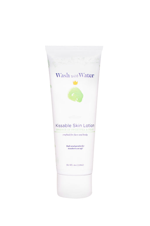 CBD Sweetpea and Me Kissable Skin lotion