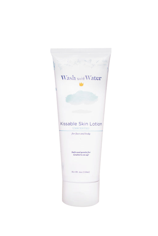 Kissable Skin lotion unscented