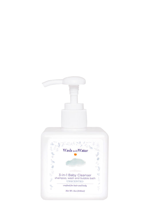 NEW 3-in-1 Barenaked Babydoll extra gentle baby cleanser