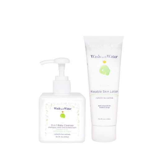 CBD Sweetpea and Me soft skin Bundle