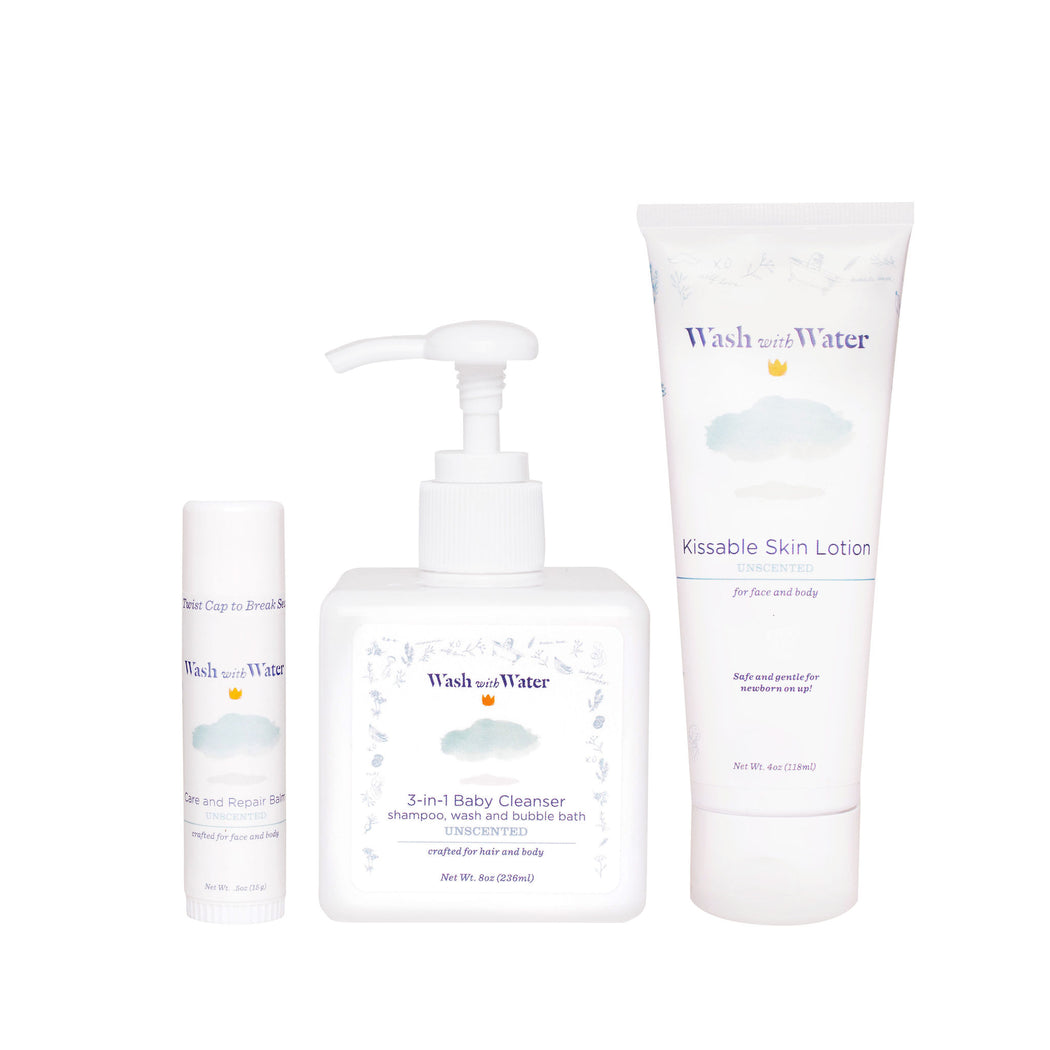NEW Extra Gentle Baby Bundle