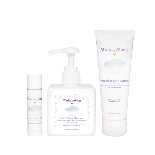 CBD Extra Gentle Baby Bundle - please CALL to order (800)-385-7401