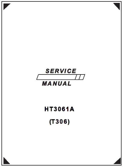 ADVENT HT3061A Service Manual