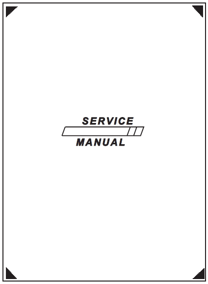 ADVENT HT3461 Service Manual