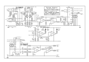 BEHRINGER ADA8000 Schematic – Electronic Service Manuals on
