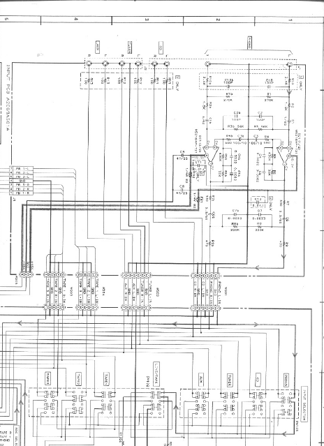AKAI AM37 Schematics