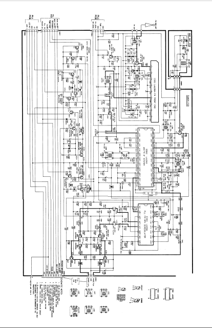 BOSE AW CD2 PCB Schematics