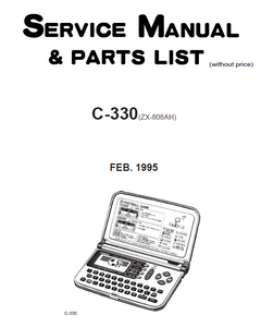 Casio lcd tv fv600 service manual download, schematics, eeprom.