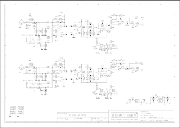 GE Schematics – Electronic Service Manuals on
