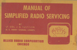 ALLIED Simplified Radio Chicago Service Manual