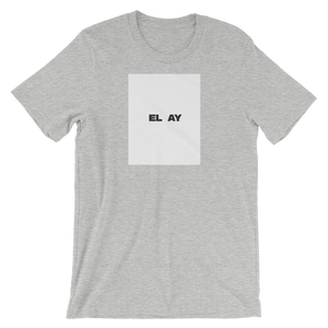 El Ay Short-Sleeve Unisex T-Shirt