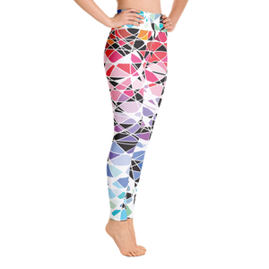 Color Curves Yoga Pant